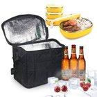 Lebexy Kühltasche (Schwarz, faltbar) für 5,99€ inkl. Prime Versand