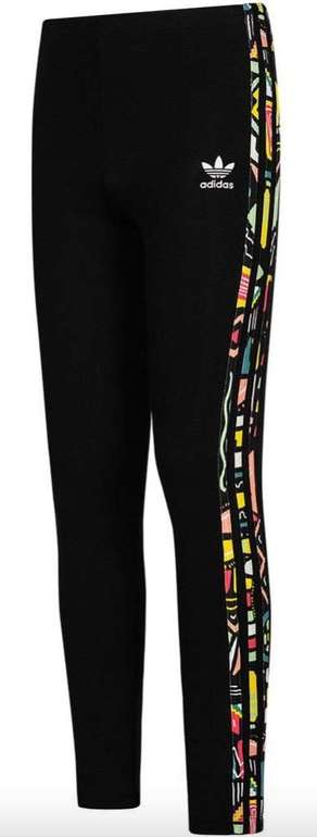 Adidas Originals Solid Mädchen Leggings für 16,94€ inkl. Versand (statt 27€)