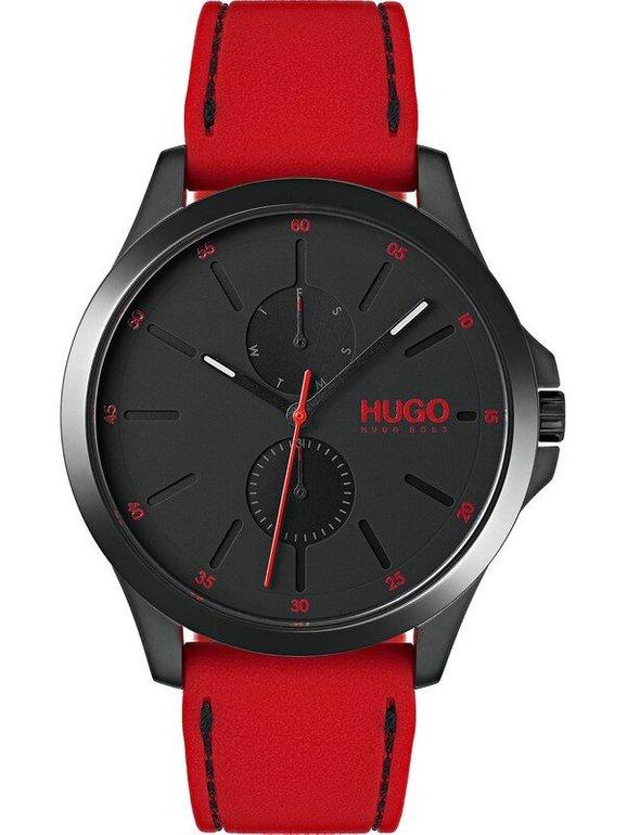 "Hugo Boss Herren Multifunktionsuhr ""Jump Casual 1530003"" für 132,30€ (statt 189€)"