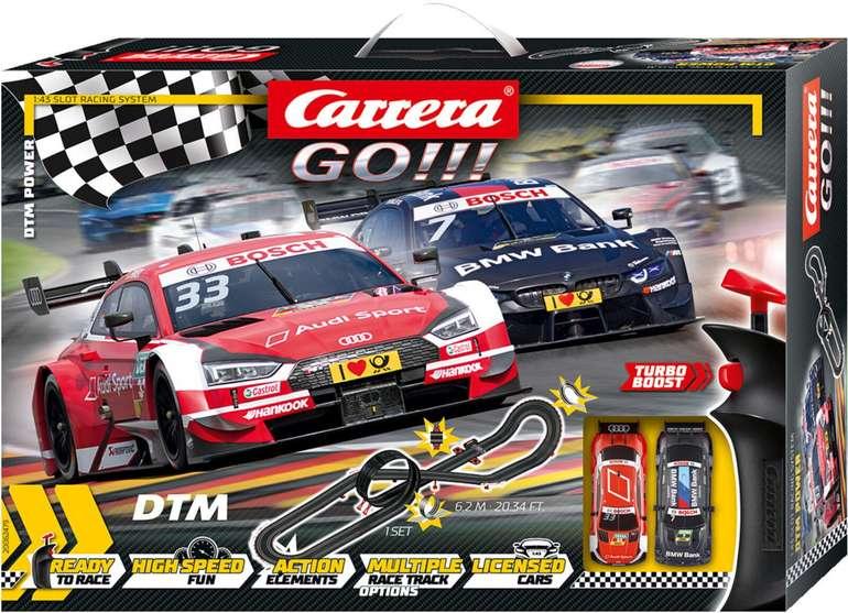 Carrera GO!!! Autorennbahn DTM Power (20062479) für 39,71€ inkl. Versand (statt 54€)