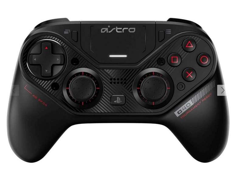 Astro Gaming C40 TR Controller in schwarz für die PS4 und PC für 176,89€ inkl. Versand (statt 193€)