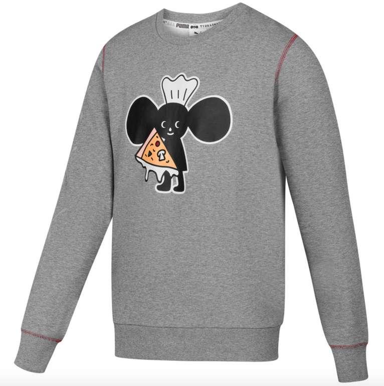 Puma x Tyakasha Herren Sweatshirt für 33,94€ inkl. Versand (statt 50€)