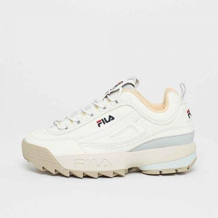 Fila Heritage Sneaker Disruptor CB Low in marshmallow/grey für 80€ inkl. VSK