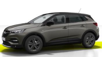 Gewerbeleasing: Opel Grandland X Design Line mit 131 PS für 74,10€ nettomtl. (LF: 0,28, Überführung: 995€)