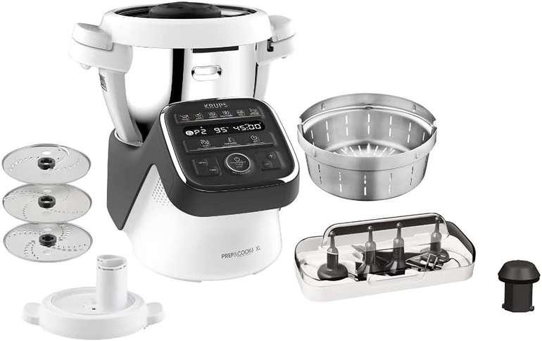 Krups Prep & Cook XL Küchenmaschine HP50A8 + Zubehör für 499,79€ inkl. Versand (statt 586€)