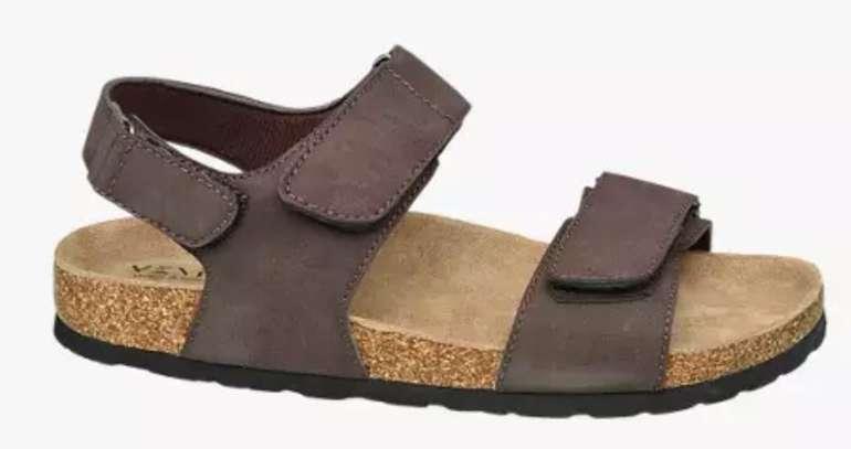 Venice Herren Sandale in braun (bis Größe 46) für 7,49€ inkl. Versand (statt 15€)