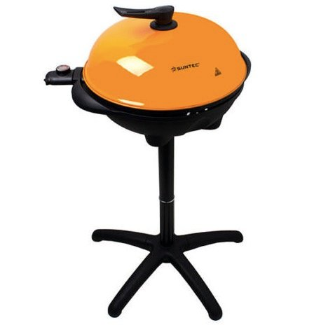 Suntec BBQ-9462 Elektro Standgrill für 63,92€ inkl. Versand (statt 85€)