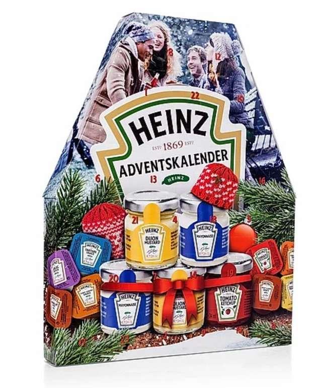 Heinz Saucen Adventskalender für 14,99€ inkl. Versand (statt 25€) - Newsletter Gutschein!