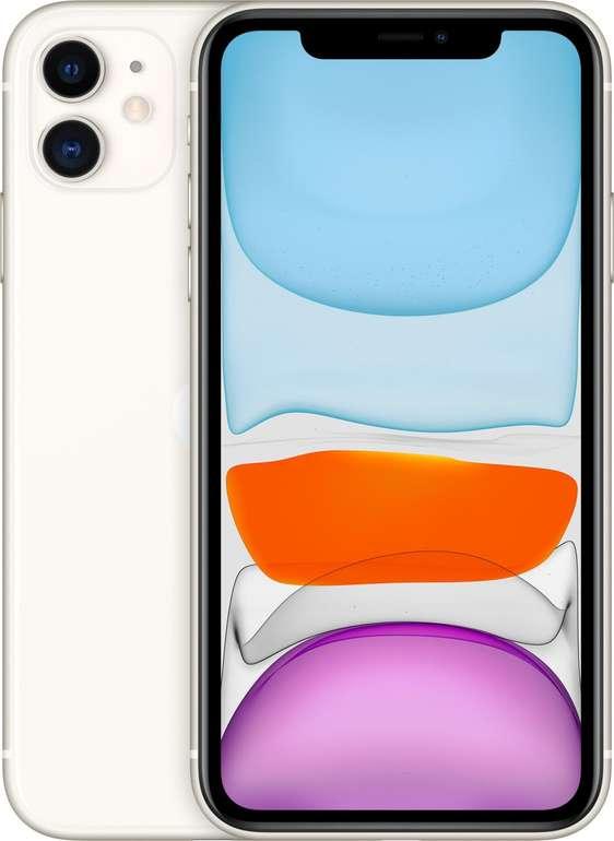 Apple iPhone 11 64GB im Vodafone Young L Allnet-Flat Tarif mit 20GB LTE für 32,99€ mtl. (GigaKombi)