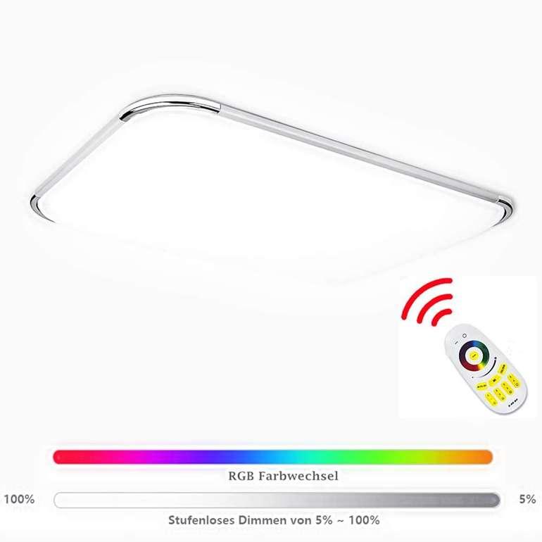 Hengda LED Deckenleuchte RGB mit Fernbedienung für 37,79€ inkl. Versand (statt 54€)
