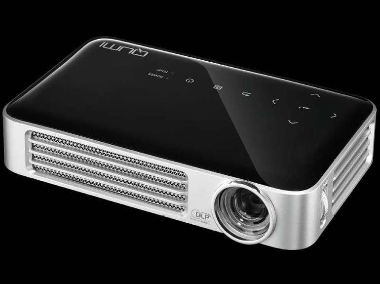 Vivitek Qumi Q6 Taschenprojektor (WXGA, 800 ANSI-Lumen) für 299€ + 20€ Coupon