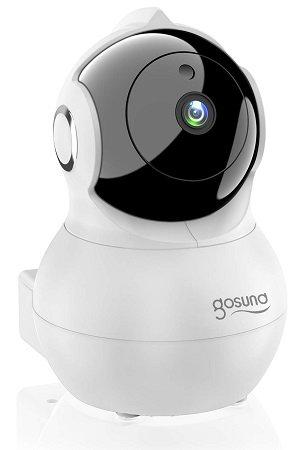 Gosund - 1080P HD Kamera mit APP-Steuerung & Bewegungserkennung nur 19,99€