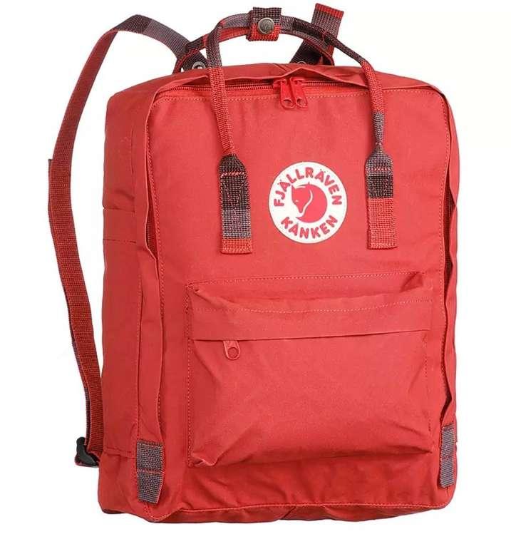Schnell! Fjällräven Kånken Daypack Rucksäcke ab 43,92€ inkl. Versand (statt 72€)