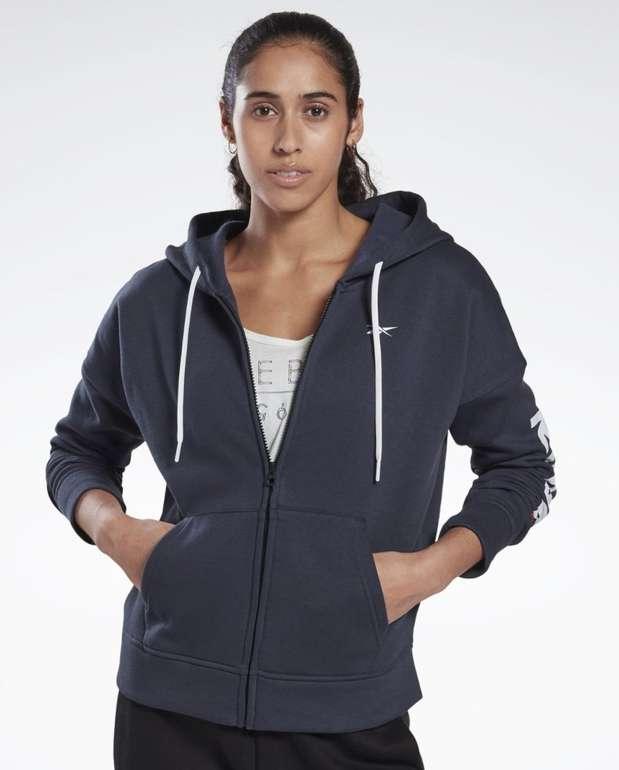 Reebok Damen Linear Logo Sweatshirt für 25,69€ inkl. Versand (statt 44€)