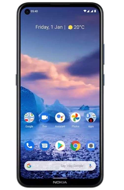 """Nokia 5.4 - 6,39"""" Dual-SIM Smartphone mit 128GB Speicher und Android 10 für 159€ (statt 175€) - Newsletter!"""