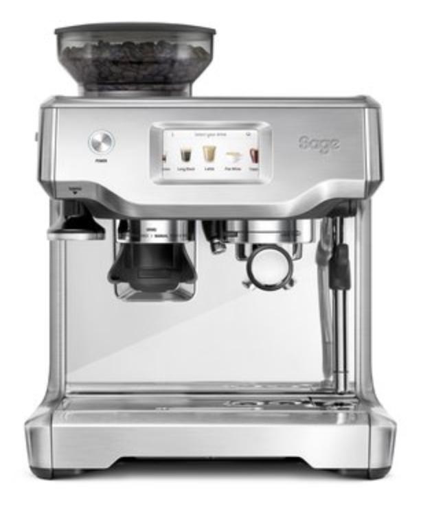 Sage SES880 - The Barista Touch Siebträgermaschine für 781,99€ inkl. Versand (statt 845€)
