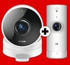 Media Markt D-Link Preishammer z.B. DCS-8000LH + DCS-8100LH für 99€ inkl. VSK
