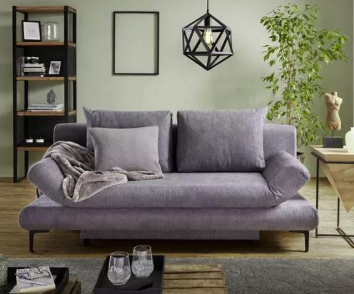 Modern Living Schlafsofa mit Bettfunktion in vers. Farben für 382,95€ inkl. Versand (statt 558€)