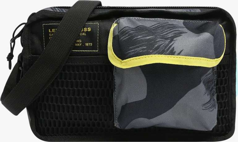 "Levi's Tasche ""L Series Horizon Sling - Camo"" für 13,14€ inkl. Versand (statt 24€)"