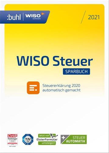 WISO Steuer Sparbuch 2021 als Download (für das Steuerjahr 2020) nur 18,74€ (statt 23€)