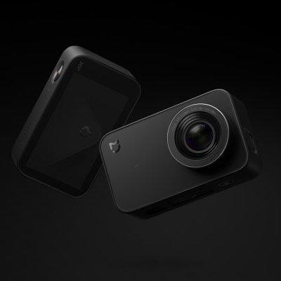 Xiaomi Mijia Action Cam mit 4k (30 fps) für 82,58€ inkl. Versand (statt 106€)