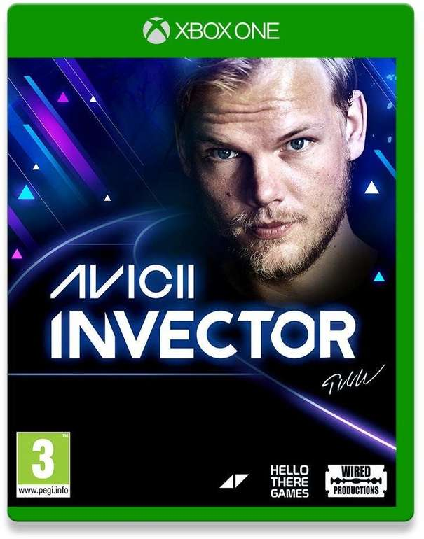 Invector Avicii (Xbox One) für 7,99€ inkl. Versand (statt 18€)