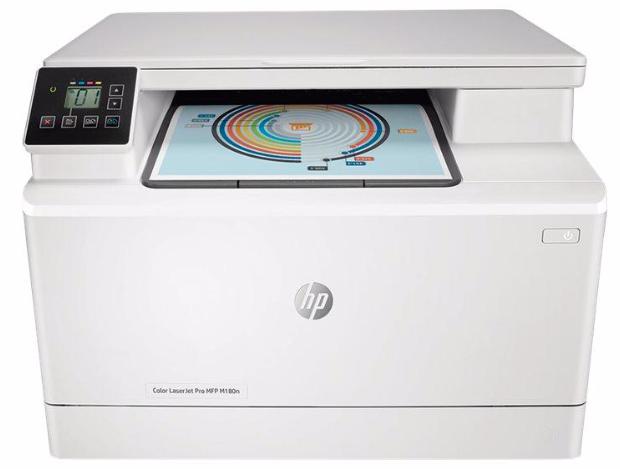 HP Color LaserJet Pro MFP M180n Farblaser-Multifunktionsdrucker für 158€