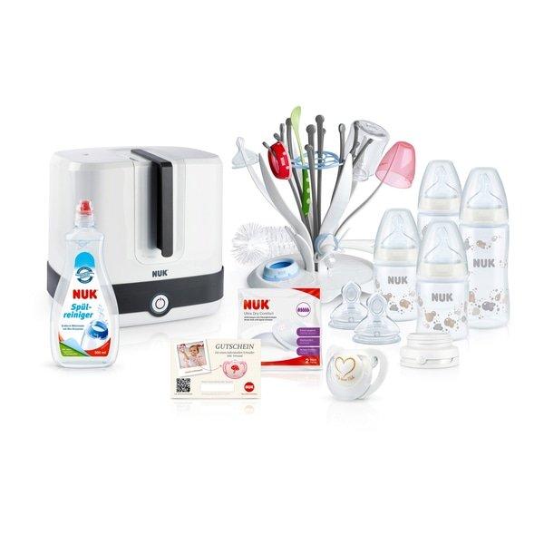 NUK 14-teiliges Baby Starter Set Hygiene für 79,99€ inkl. VSK