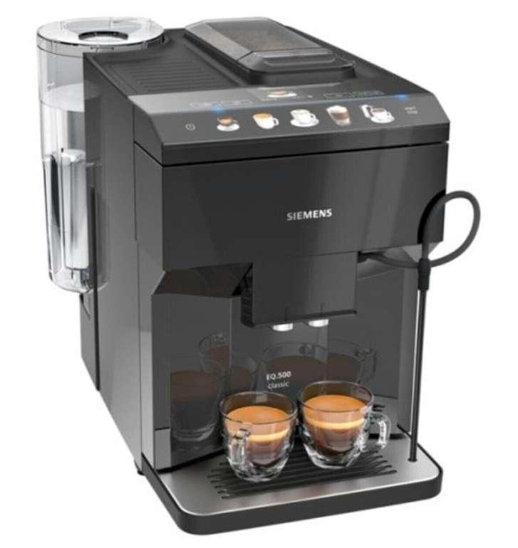 Siemens TP501R09 Kaffeevollautomat EQ.500 Classic für 425,08€ inkl. Versand (statt 524€)