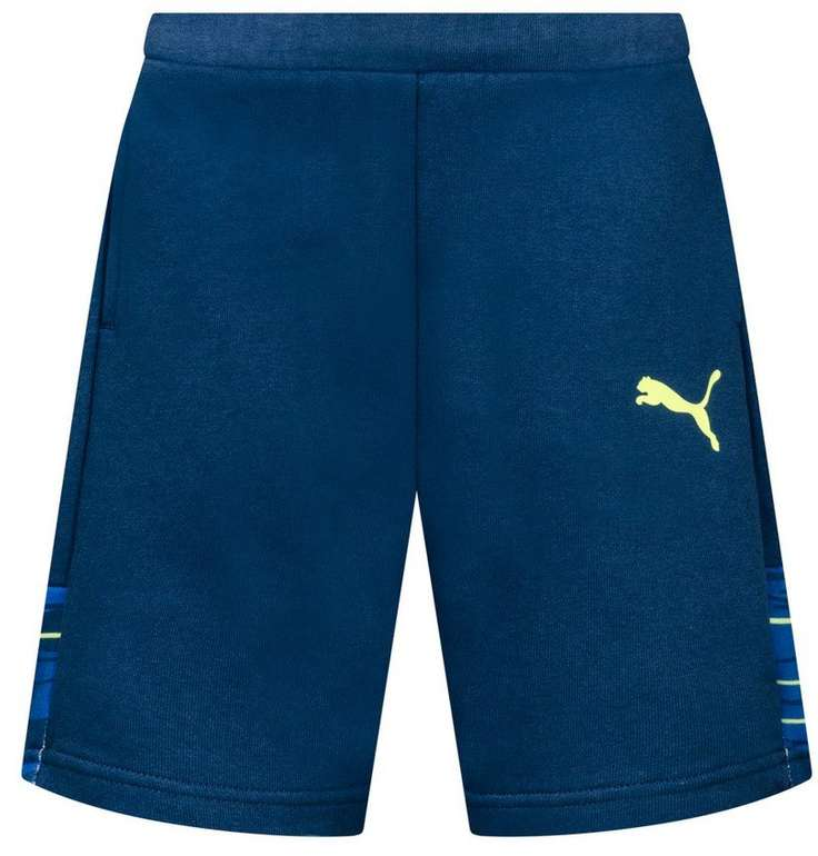 Puma Hero Kinder Sweat Shorts Gr. 104-176 für 13,94€ (statt 16€)