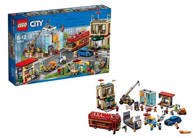 LEGO City - Hauptstadt (60200) für 93,49€ inkl. VSK (statt 125€)
