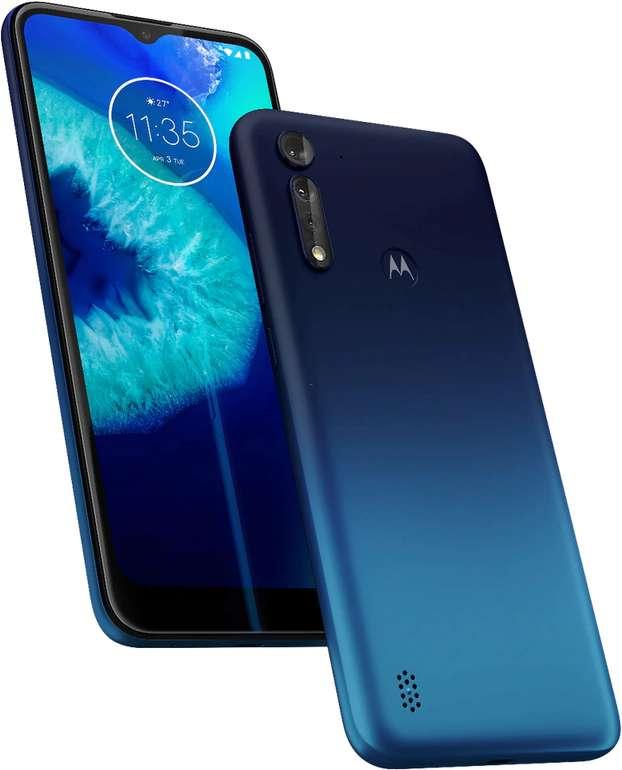 "Motorola G8 Power Lite in Capri Blue (64GB, 6.50"", Dual SIM, 16Mpx, 4G) für 137,89€ inkl. Versand (statt 156€)"