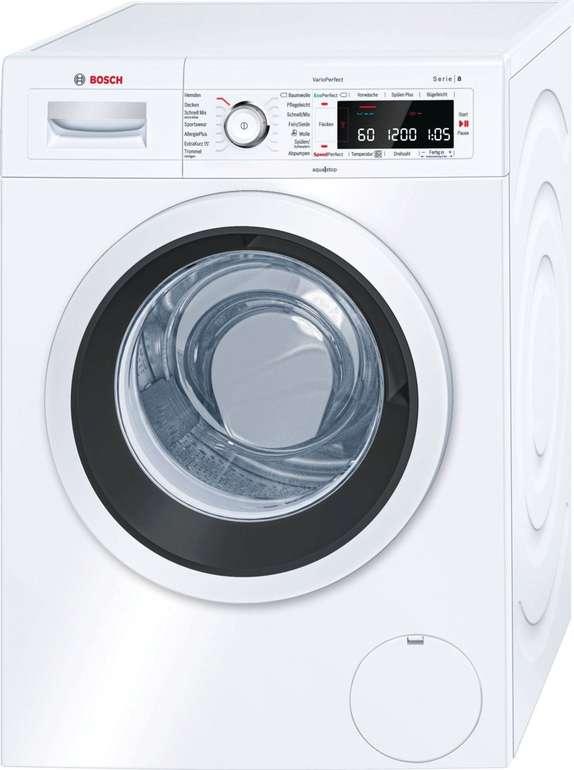 Bosch WAW28530 8 Logixx Waschmaschine (9.0 kg, 1361 U/Min., A+++) für 449€ (statt 549€)