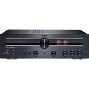 Magnat MR 780 Stereo-Receiver (2x 100W / 4 Ohm, Bluetooth, DAB+, USB, Röhren-Vorstufe) für 799€