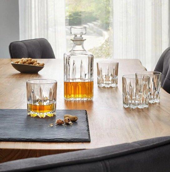5-teiliges Novel Whisky-Gläserset für 9,99€ zzgl. Versand (MBW 20€!)