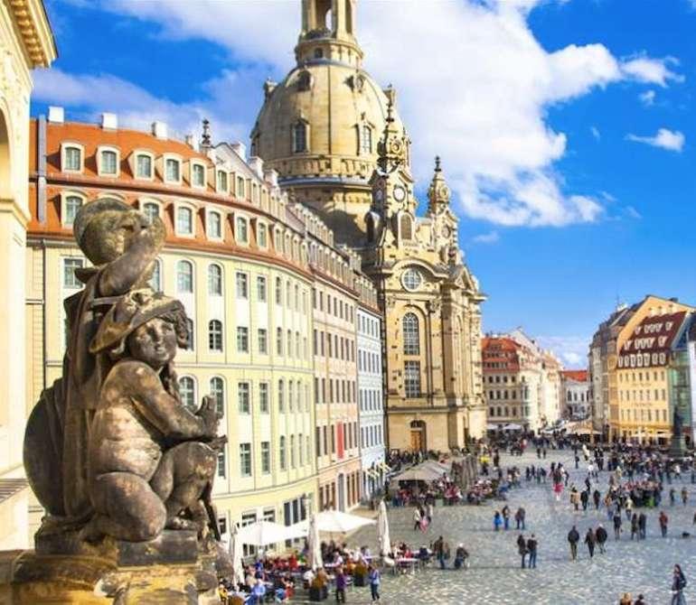 Dresden: Ab 2 Nächte im 5* Gewandhaus inkl. Frühstück ab 135€ pro Person