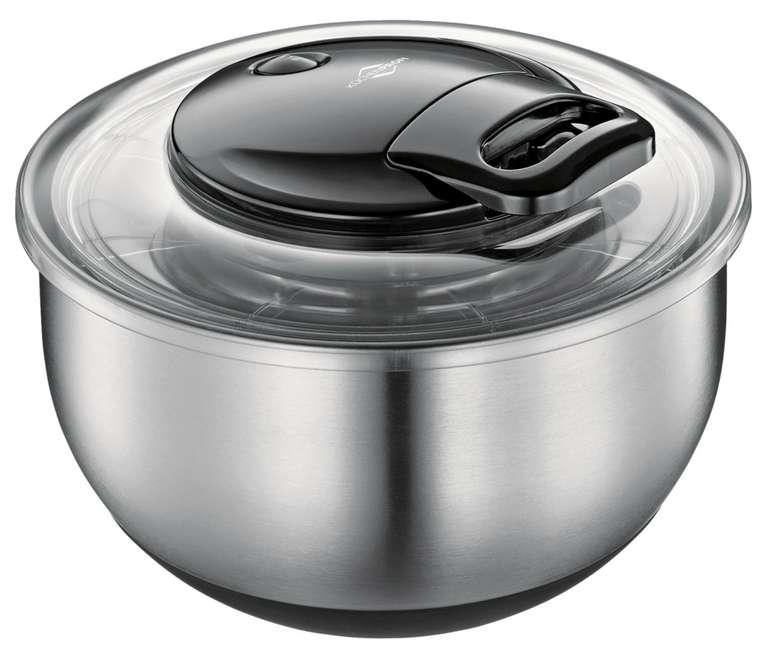 Küchenprofi Salatschleuder Turbo mit 5 Liter Volumen für 33,94€ inkl. Versand (statt 47€)
