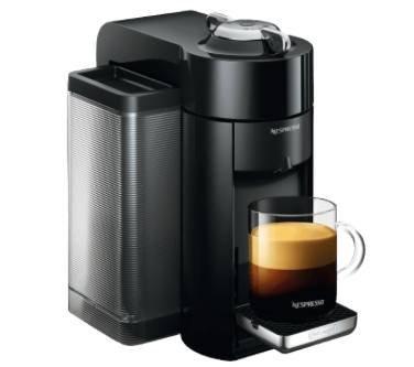 DeLonghi Nespresso Vertuo ENV135.B Kapselmaschine für 51,15€ inkl. Versand