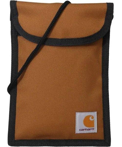 Carhartt WIP Tasche 'Collins Neck Pouch' in braun für 5,67€ (statt 20€)