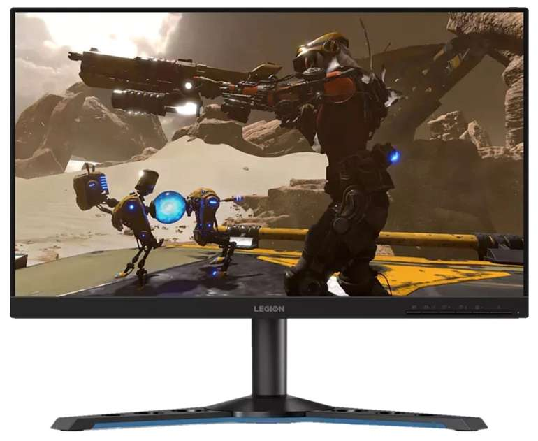 Lenovo Legion Y25-25 - 24,5 Zoll Full-HD Gaming Monitor (1 ms, FreeSync, 240 Hz) für 291,46€ (statt 353€)
