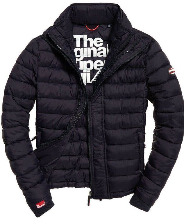 Geht wieder! 20% Rabatt + 30% Extra-Rabatt auf Superdry - Jacke für 25,17€