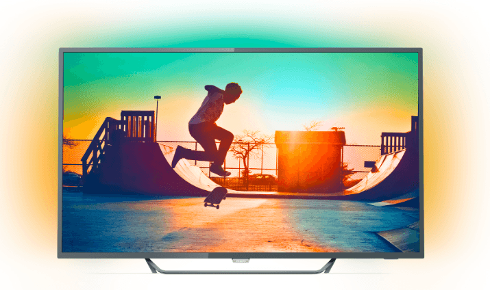 """Philips 65PUS6262 65"""" LED-TV mit 4K, 3-fach Ambilight für 799€ (statt 1.036€)"""