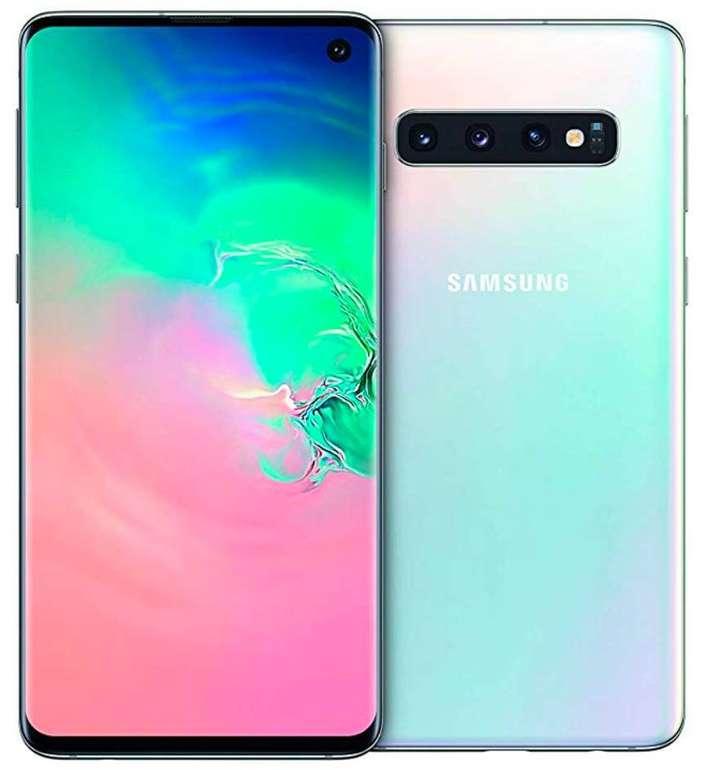 Samsung Galaxy S10 512GB (5€) + Vodafone Smart L+ (10GB LTE, Allnet, SMS-Flat) für 36,99€ mtl.