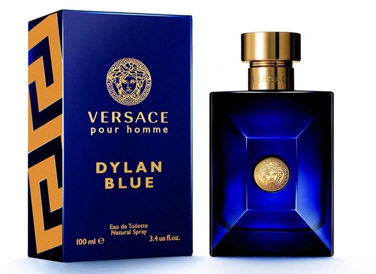 """Versace """"Dylan Blue"""" Eau de Toilette (100ml) für 37,74€ (Vergleich: 47€)"""