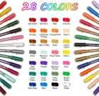 Sawake wasserfeste Acrylstifte in 28 Farben für 13,92€ inkl. Prime Versand (statt 20€)