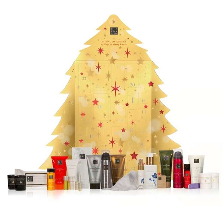 Rituals - The Ritual of Advent 2D Christmas Tree 2019 Adventskalender für 46,76€ (statt 60€)