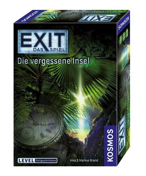 Exit - Die vergessene Insel kaufen (692858) für 9,19€ inkl. Versand (statt 15€) - Thalia Club!