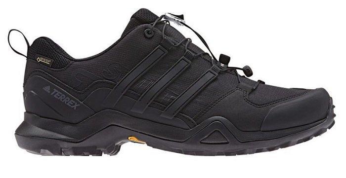 Adidas Terrex Swift R2 GTX black/core Trekkingschuhe für 79,95€ (statt 96€)