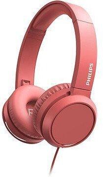 Philips TAH4105RD/00 On-Ear Kopfhörer rot für 9,89€ (statt 30€)
