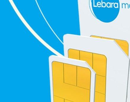 Lebara Sim (Telekom) mit 3€ Startguthaben & 200MB Datenvolumen kostenlos testen